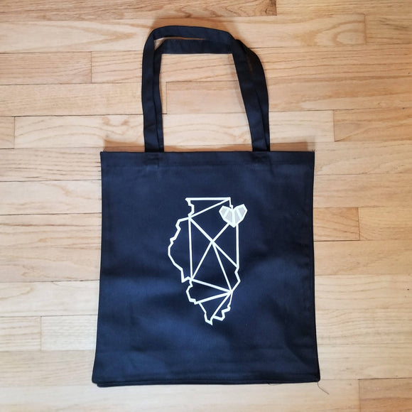 Chicago Themed Totes