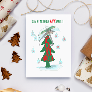 Port Moody - Rain Apparel Christmas Card