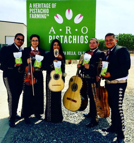 Happy Cinco de Mayo Celebrations at ARO PIstachios