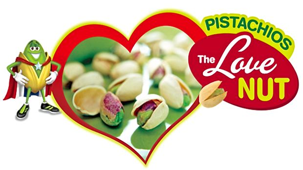 We're in love with Mr. Pistachio & The Love Nut, American Pistachio Growers. Learn more at www.americanpistachios.org.
