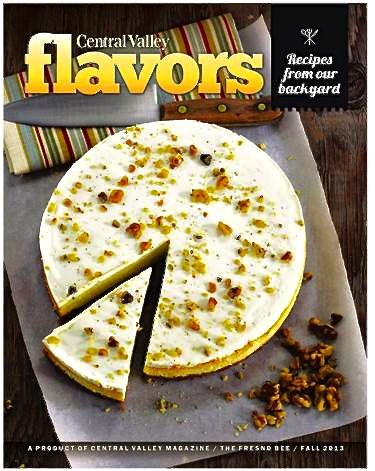 See the November issue of Central Valley Flavors magazine for featured ARO Pistachios recipes!