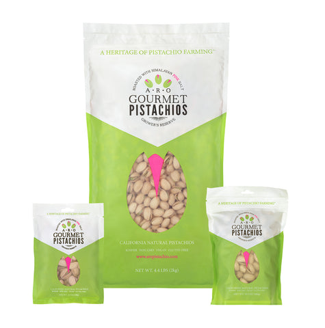 ARO Power Trio Gourmet Pistachios