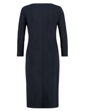 Afbeelding in Gallery-weergave laden, Simplicity dress (donkerblauw) | Studio Anneloes