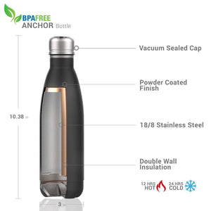 Back To School 2019 Senior Water Bottle Gift