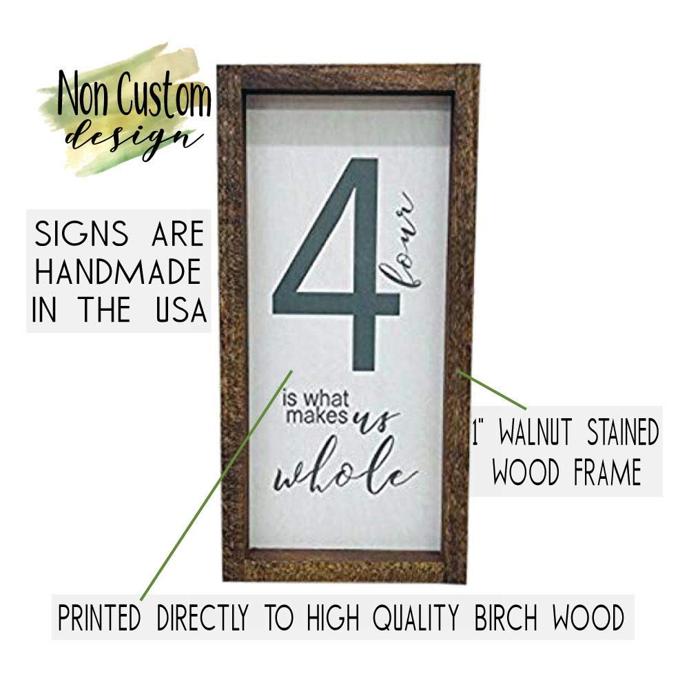 farmhouse wood sign LOVE YOU MORE rustic wooden home decor large welcome sign