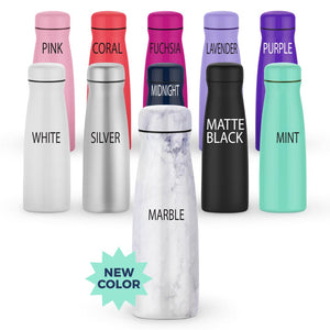Personalized and Engraved Water Bottle for Groomsmen