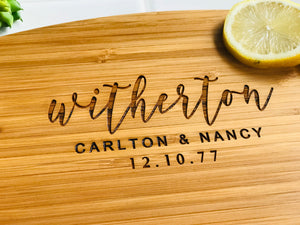 Barbados Cutting Board