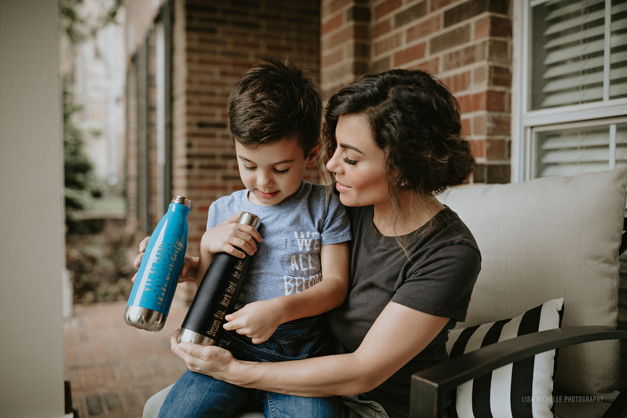 Back To School 2019 Teacher Water Bottle Gift