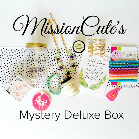 The Mystery Deluxe Box