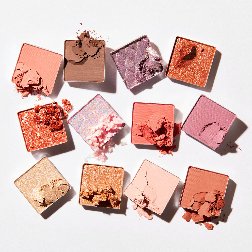 Explorer Eyeshadow Palette 10 Fancy Carp