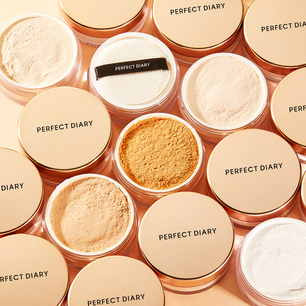 Perfect Diary Ultimate Royal Lip Glaze Gift Set