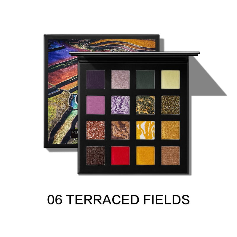 Perfect Diary Fantasist Eyeshadow Palette 06 Terraced Fields