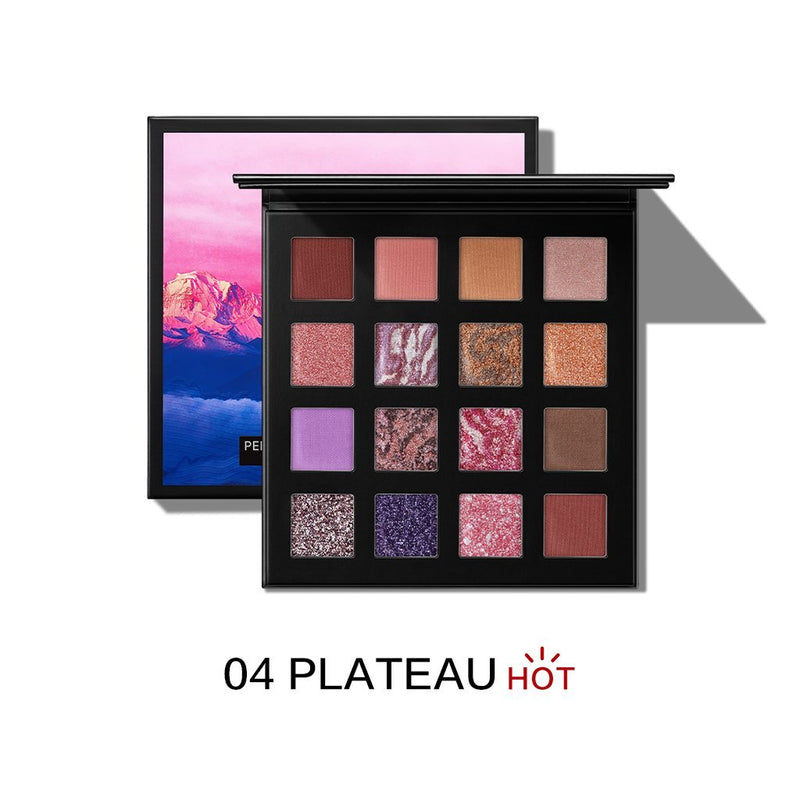 Perfect Diary Fantasist Eyeshadow Palette 04 Plateau