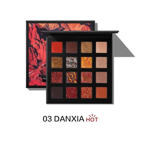 Perfect Diary Fantasist Eyeshadow Palette 03 - PerfectDiary Beauty