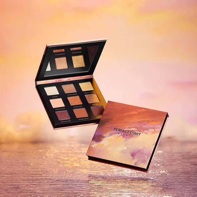 Star Dust Eyeshadow Palette - PerfectDiary Beauty