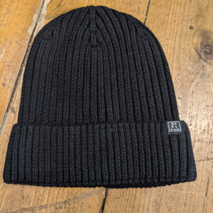 Mayoral black knit hat