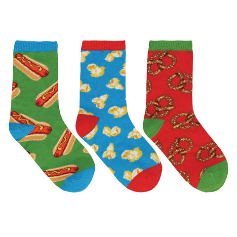 Kids socks- triple pack