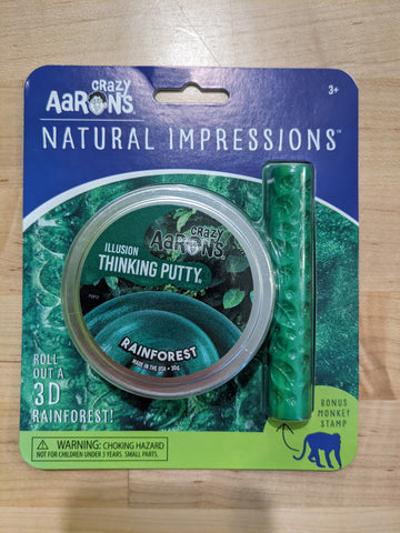 Natural Impressions Rainforest putty