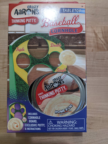 Baseball Cornhole Putty