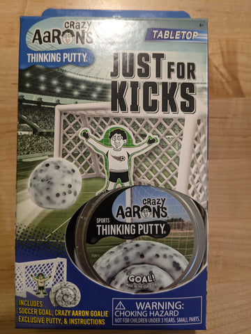 Just For Kicks Putty