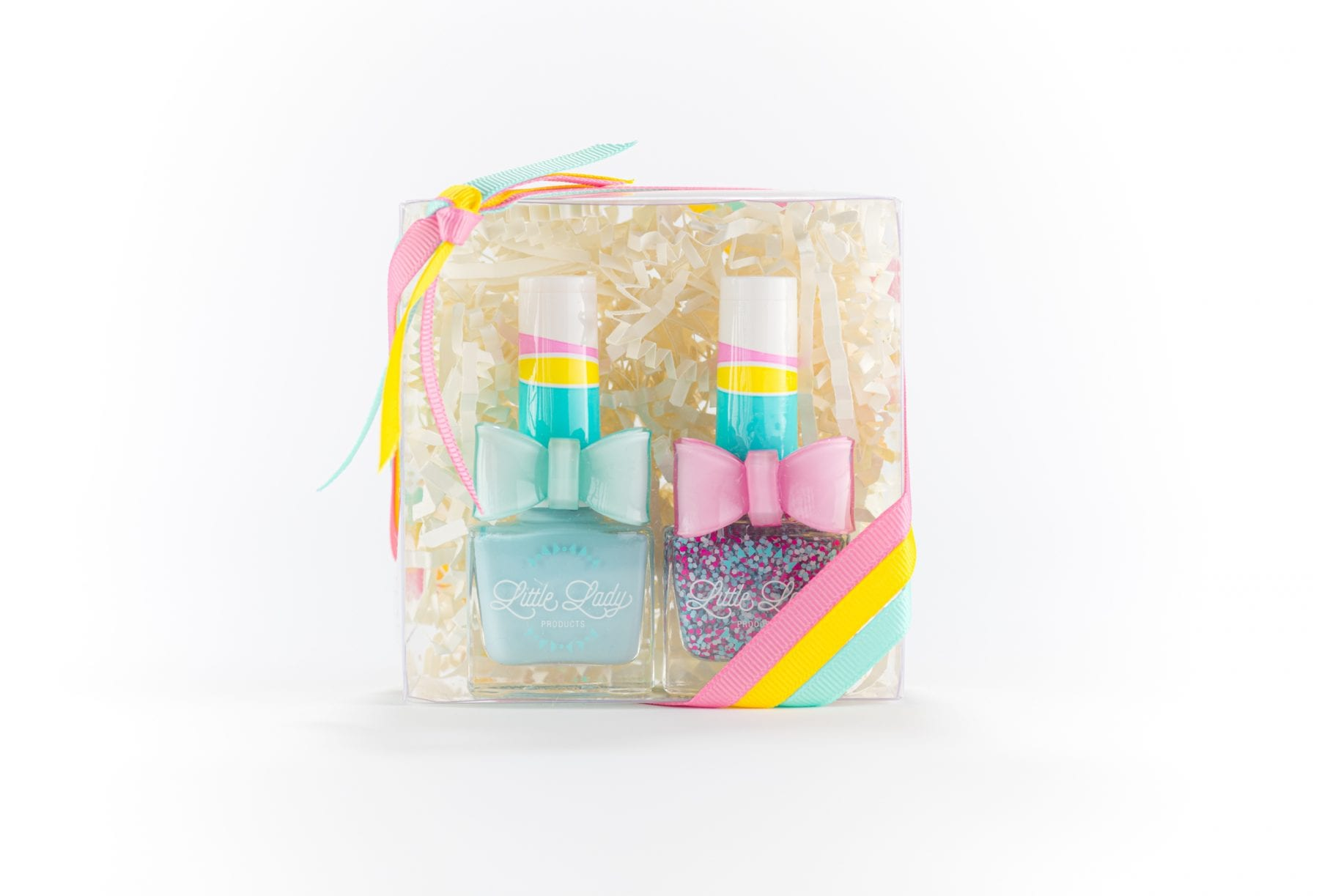 Little Lady Tropical Bunny Duo Polish Set