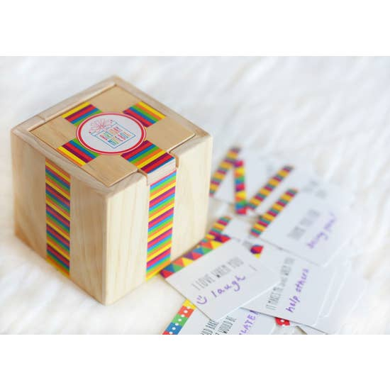 Birthday Note Box