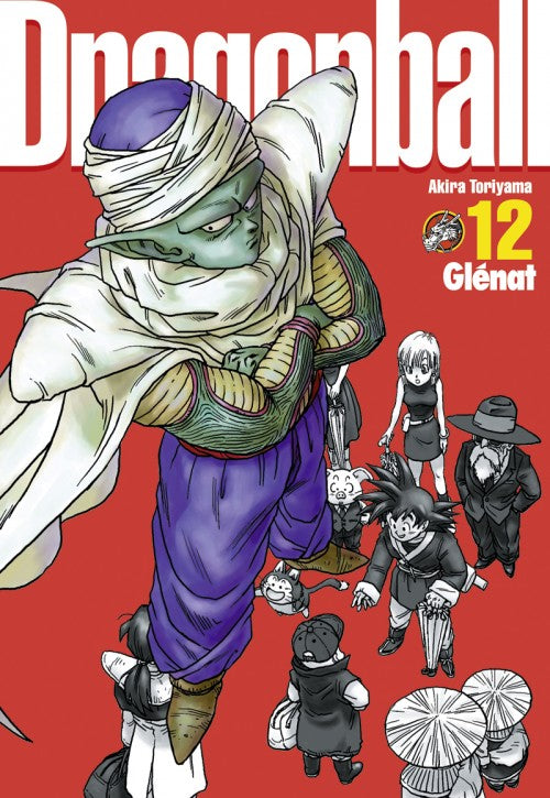 DRAGON BALL PERFECT EDITION - TOME 12