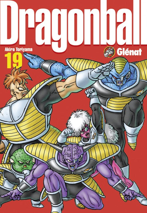DRAGON BALL PERFECT EDITION - TOME 19