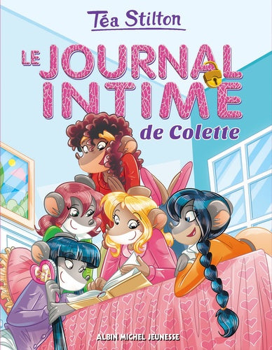 TEA STILTON LE JOURNAL INTIME DE COLETTE