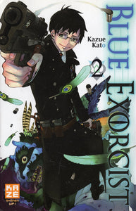 BLUE EXORCIST T02