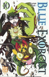 BLUE EXORCIST T10