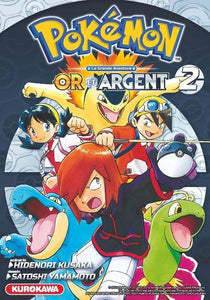POKEMON OR ET ARGENT - TOME 2 - VOLUME 02