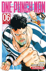 ONE-PUNCH MAN - TOME 6 - VOL06