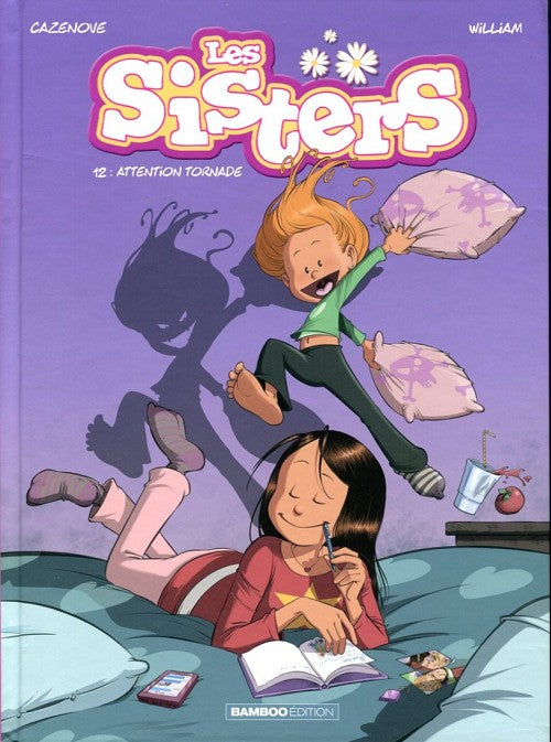 LES SISTERS - TOME 12 - ATTENTION TORNADE