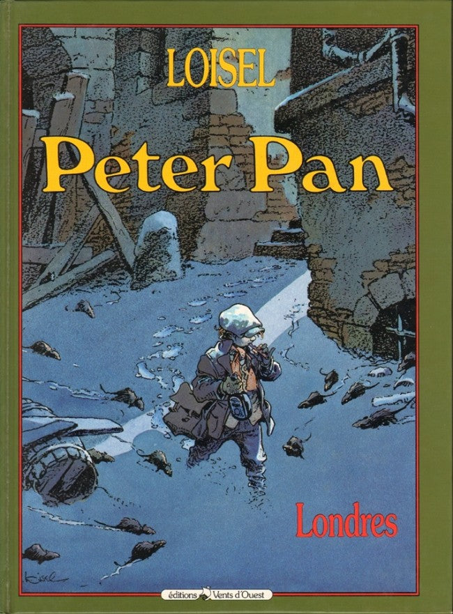 PETER PAN - TOME 01 - LONDRES