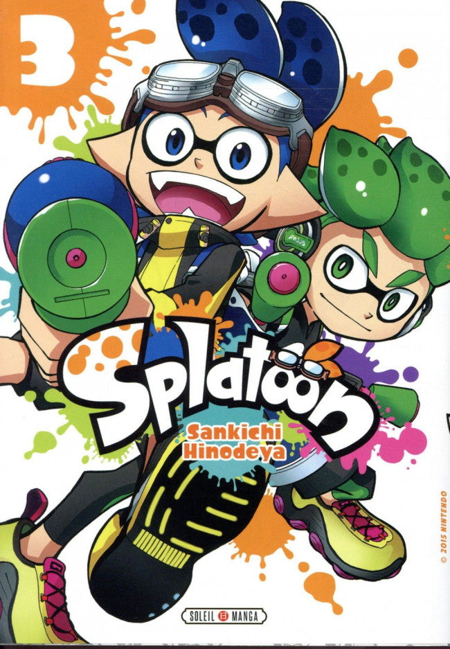 SPLATOON - T03 - SPLATOON 03