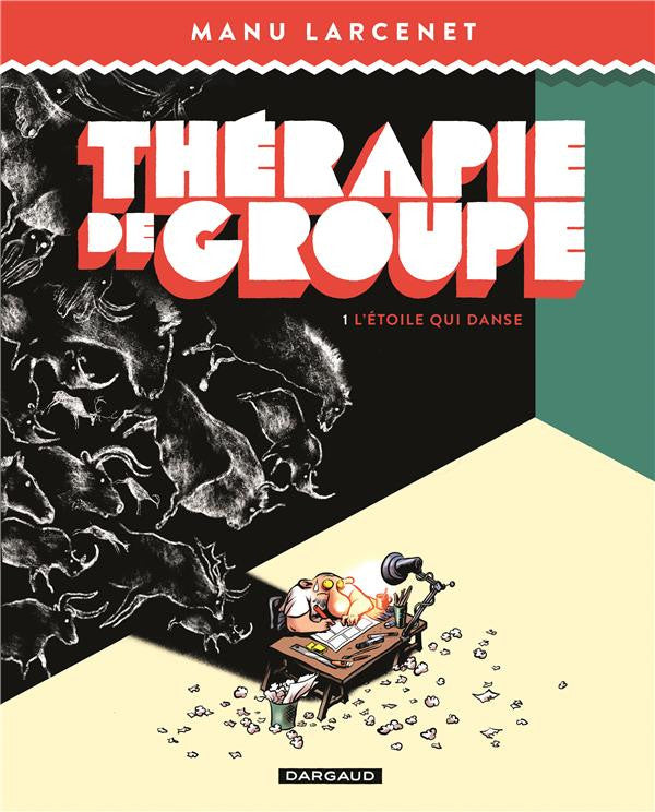 THERAPIE DE GROUPE T1 - MANU LARCENET