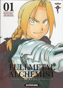 FULLMETAL ALCHEMIST PERFECT - TOME 1 - VOL01