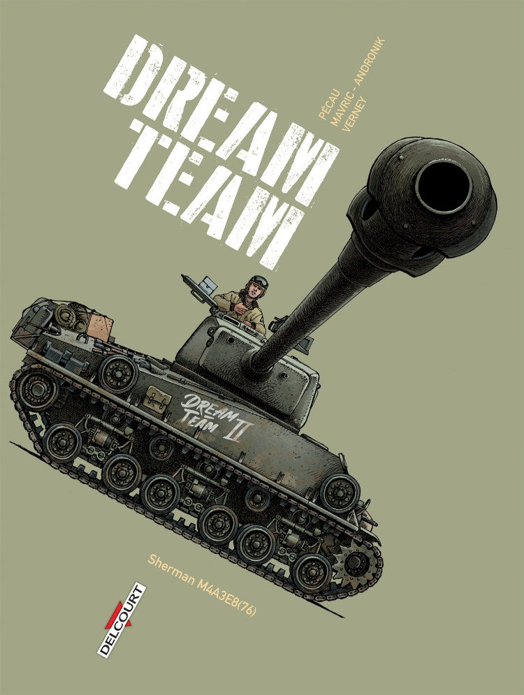 MACHINES DE GUERRE T02 DREAM TEAM