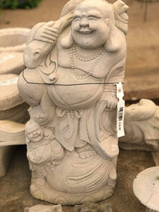 Large Carry Double Buddha Ornament