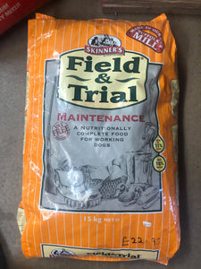 Skinners Field & Trial Dog Food 15kg