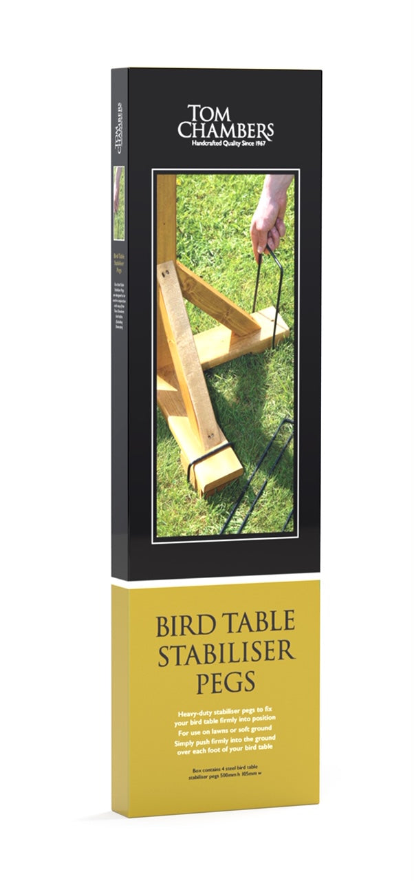 Bird Table Stabiliser Pegs