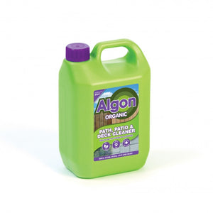 Algon Organic 2.5ltr Path, Patio & Deck Cleaner