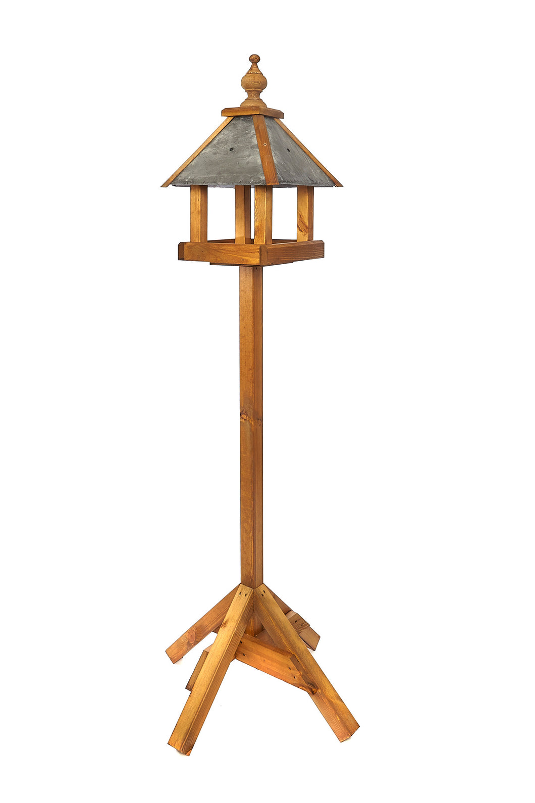 Baby Bedale - Slate Roofed Bird Table