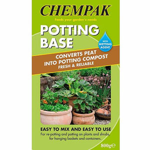 Chempak Potting Base 800g