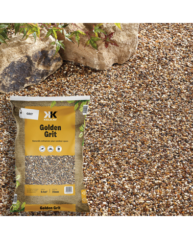 Golden Grit - Handy Bag - 20Kg
