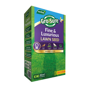 Gro-sure Finest Lawn Seed 30sq.m