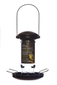 Heavy Duty Flick 'n' Click Mealworm Feeder - Bird Care