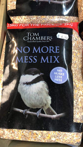 No More Mess Mix