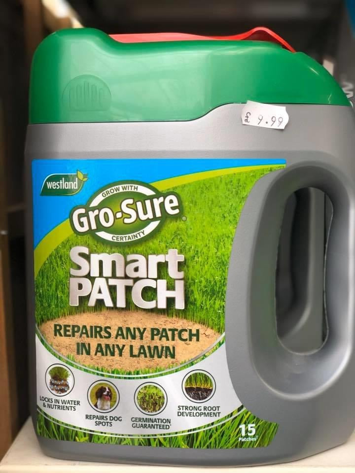Gro-Sure Smart Patch